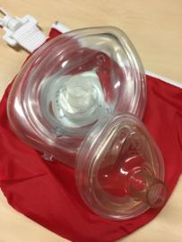 Pocket mask volwassene en pasgeborene