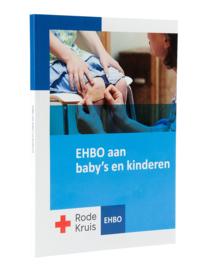 EHBO - Kind Rode Kruis Kruis leerboek