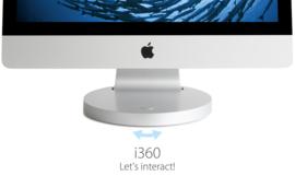 i360 turntabel voor iMac 27 inch
