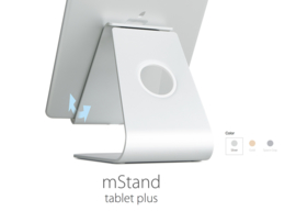 mStand tablet plus (Silver, Gold, Space Grey)