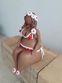 Bikinimeisje (niet voor de verkoop)