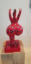 Scarlet Leopard Girl