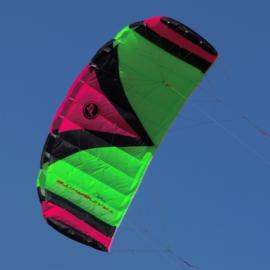 Paraflex 2.3 Trainer kite Neon Pink