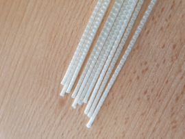 Glasvezel Volmasief gewikkeld 2.10mm