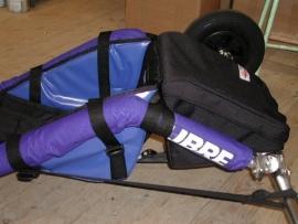 Buggie Bag blauw