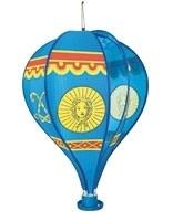 Hot Air Ballon blue