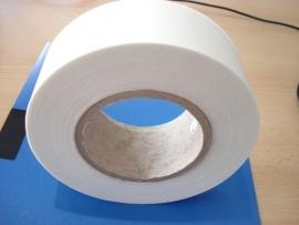 Dacronband wit 5cm