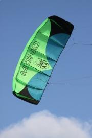 Mono 2.0 single skin kite