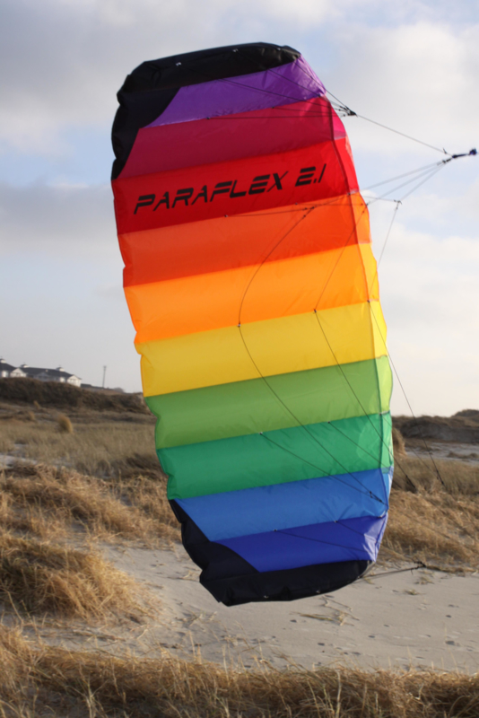 Paraflex Basic 2.1 Rainbow