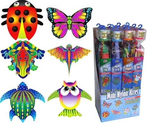 Mini Nylon Kites