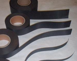 Dacronband Zwart 6cm
