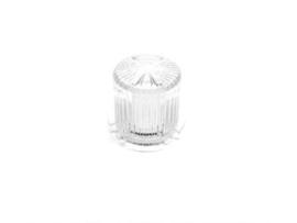 Flasher Dome Twist Lock Clear (new)
