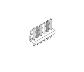 """Molex Connector Header Met Lock 0,156"""" 20 Polig (nieuw)"""