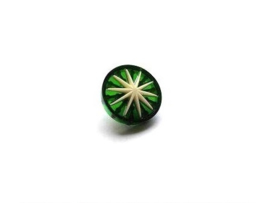 Rollover Star Button Green (new)