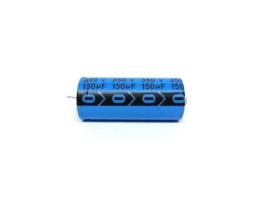 Condensator 100µF 350v Axiaal (nieuw)