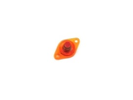 Rollover Button Red Small (used)