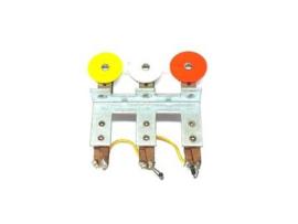 Target Rond Set Geel/Wit/Oranje (gebruikt) TA014