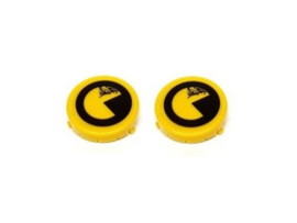 Popbumper Cap Set Bally - Mr & Mrs Pac Man (nieuw)