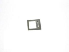 Munt Inworp Plaat 20mm Bally (gebruikt)