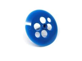 Popbumper Skirt Blauw (nieuw)