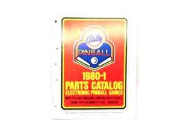Manual Bally 1980-1 (gebruikt)