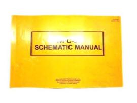 Schematic Manual WPC-95 1996 (gebruikt)