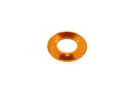 Popbumper Collar Oranje (nieuw)