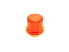 Flasher Dome Twist Lock Oranje (nieuw)