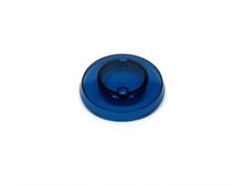 Popbumper Cap Blauw Transparant (nieuw)