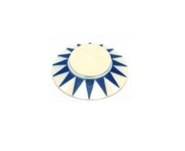 Popbumper Cap Sun Blauw / Blanco (nieuw)