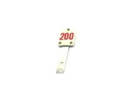 Target 200 Roto Unit Gottlieb (nos)