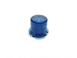 Flasher Dome Twist Lock Blauw (nieuw)