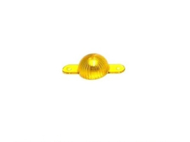 Flasher Dome Geel Mini (nieuw)