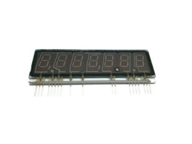Display 7 Digit Numeric (new)