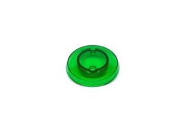 Popbumper Cap Groen Transparant (nieuw)