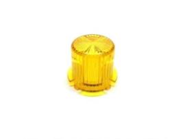 Flasher Dome Twist Lock Geel (nieuw)