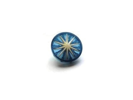 Rollover Star Button Blue (new)