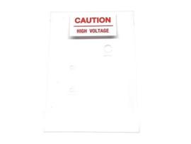 Bally Solenoid Driver Board Cover M-1838 (nieuw)