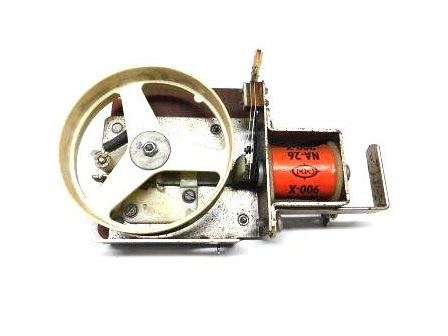 "Drum Reel Unit Chicago Coin 3"" (gebruikt)"