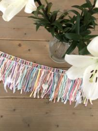 Slinger Lovely pastel 2 meter