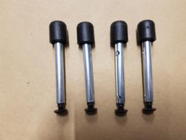 deurpennen inclusief rubbers