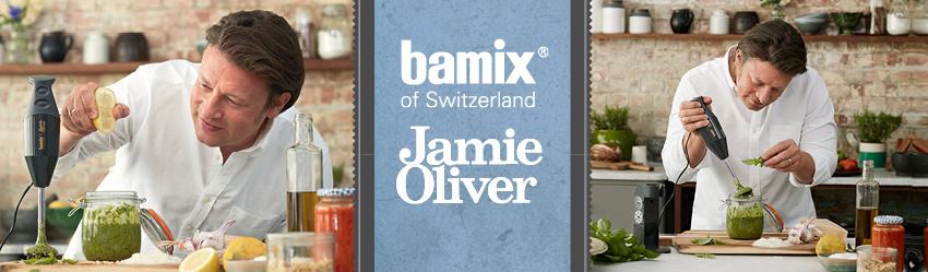 bamix® en Jamie Oliver