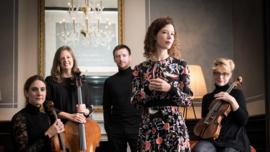 Café de Chansons in de Philharmonie in Haarlem, dinsdag 10 maart 2020
