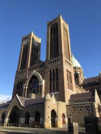 Bezoek aan de Koepel Kathedraal in Haarlem, maandag 20 april 2020