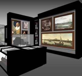 Tentoonstelling 'Allemaal Haarlemmers' Museum haarlem, vrijdag 12 juni 2020