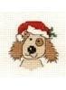 Borduurpakket mouseloft christmas dog ml-004-831