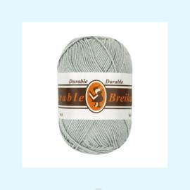 durable brei-/haakkatoen lichtgrijs