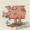 contented pig ml-004-g06
