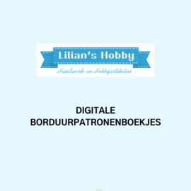 Digitale borduurpatronenboekjes - vanaf 2 stuks
