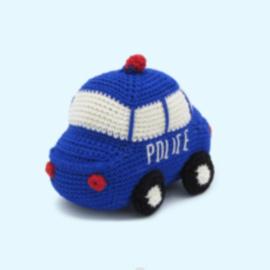 Haakpakket politieauto - Hardicraft